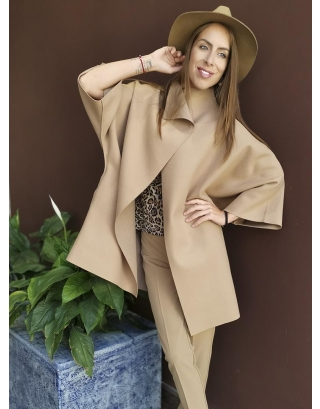 Манто Mara Wool